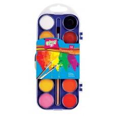 Νερομπογιές GROOVY 12 χρωμάτων