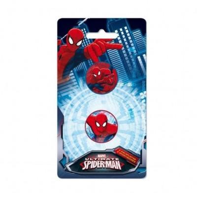 Ξύστρα Spiderman (Σετ 2 τεμ.)
