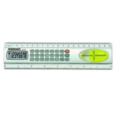 Αριθμομηχανή Χάρακας Assistant AC-401