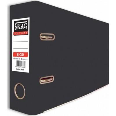 Skag Systems Κλασέρ 8-20 Μαύρο 213646