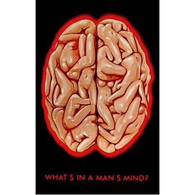 Αφίσα Poster Man's Mind 60x90cm