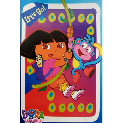 Αφίσα Poster Dora the Explorer Let's go 60x90cm