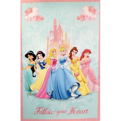 Αφίσα Poster Princess 60x90cm