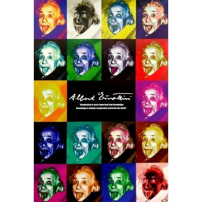 Αφίσα Poster Einstein 60x90cm