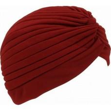Μαντήλι Τουρμπάνι Μαλλιών Κόκκινο