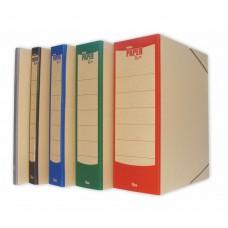 Paper Box Κουτί με Λάστιχο Οικολογικό