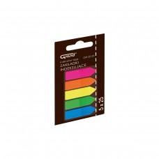 Αυτοκόλλητοι Χρωματιστοί Σελιδοδείκτες 45*12mm GRAND