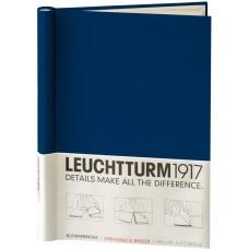 Εξώφυλλο Βιβλιοδεσίας Lechtturm1917 Μπλε