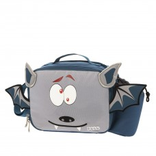 Τσάντα Φαγητού Νηπιαγωγείου POLO Box Animal Bat 9-07-123-8089 (2021)