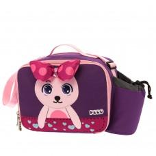 Τσάντα Φαγητού Νηπιαγωγείου POLO Box Animal Rabbit 9-07-123-8090 (2021)