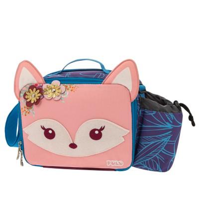 Τσάντα Φαγητού Νηπιαγωγείου POLO Box Animal Fox 9-07-123-8091 (2021)