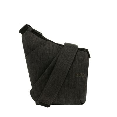 Τσάντα Ώμου Flake Γκρι 9-07-173-2200 (2021)