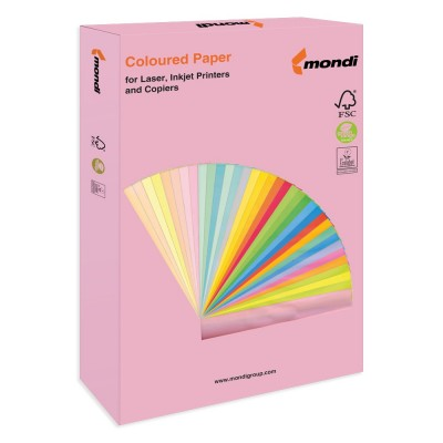 Χαρτί Φωτοαντιγραφικό Α4 80gr Ροζ (1 φύλλο)