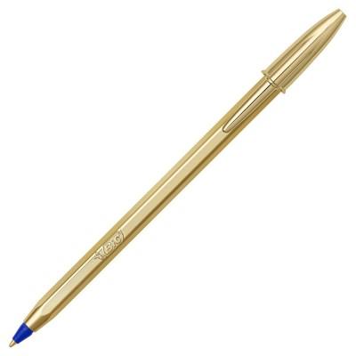 BIC Στυλό Διαρκείας Cristal Celebrate Gold