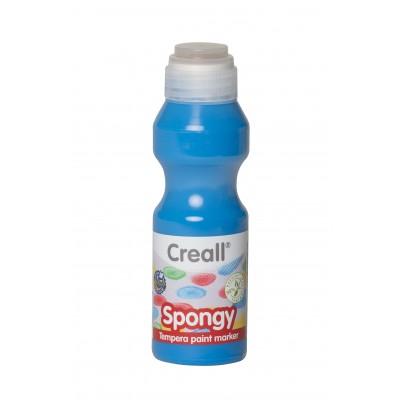 Creall Τέμπερα Spongy 70ml Μπλε 10