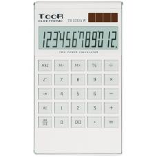 Αριθμομηχανή 12 Ψηφίων TR-2232A-W
