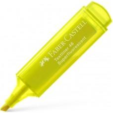 Faber-Castell Μαρκαδόρος Υπογράμμισης Κίτρινος