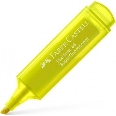 Faber-Castell Μαρκαδόρος Υπογράμμισης Κίτρινο