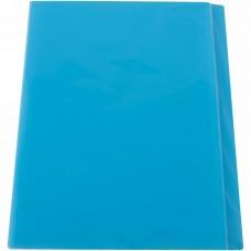 Ντοσιέ (Σουπλ) με 60 Διαφάνειες Μπλε