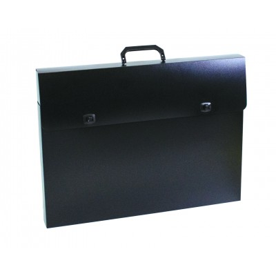 Τσάντα Σχεδίου 45x65x5cm Μαύρη