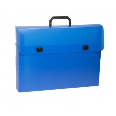 Τσάντα Σχεδίου 33x45x5cm Μπλε