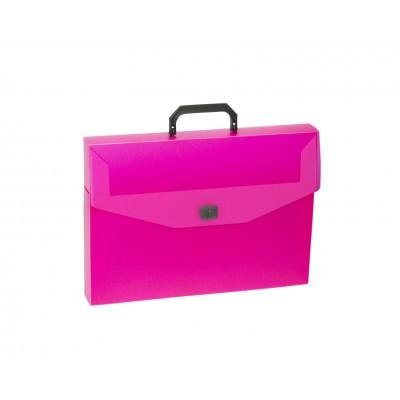 Τσάντα Σχεδίου 27x38x4cm Ροζ