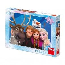 Παζλ Frozen Selfie 24 τεμαχίων Dino