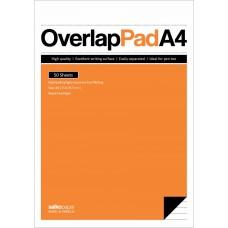 Μπλοκ Σημειώσεων Overlab Ριγέ Α4 50Φ.