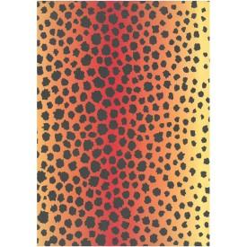 Χαρτόνι Κάνσον Animal Print Λεοπάρ 50*68cm 300gr