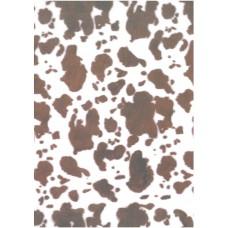Χαρτόνι Κάνσον Animal Print Αγελάδα 50*68cm 300gr