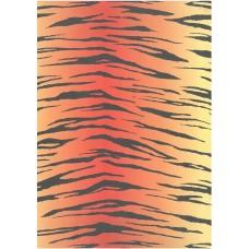 Χαρτόνι Κάνσον Animal Print Τίγρης 50*68cm 300gr