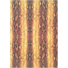 Χαρτόνι Κάνσον Animal Print Φείδι 50*68cm 300gr