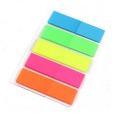 Αυτοκόλλητοι Χρωματιστοί Σελιδοδείκτες 45*12mm