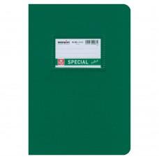 Special Color Τετράδιο Πράσινο Ριγέ 17x25 50Φ.