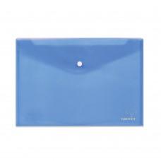 Φάκελος με Κουμπί Πλαστικός Α4 Μπλε