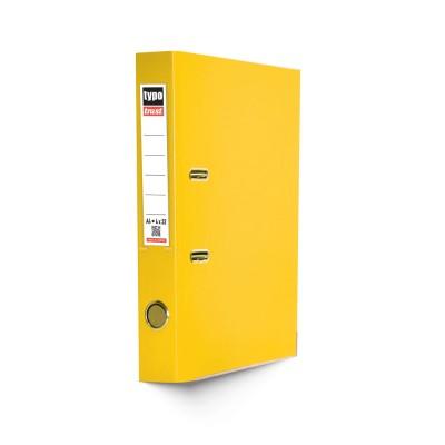 Typotrust Κλασέρ με Πλαστική Επένδυση 4/32 Κίτρινο