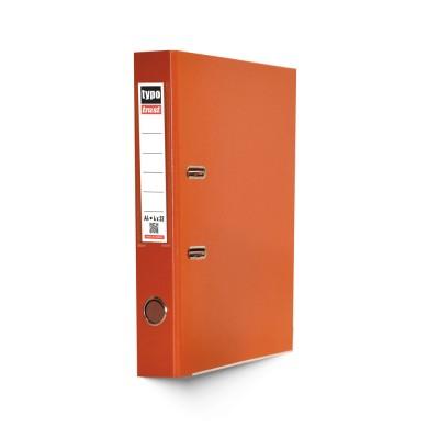 Typotrust Κλασέρ με Πλαστική Επένδυση 4/32 Πορτοκαλί
