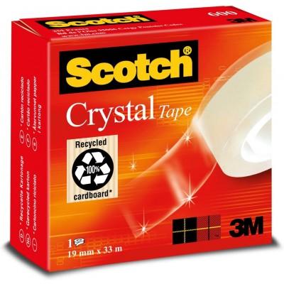 Scotch 3M Crystal Tape 19mm x 33m