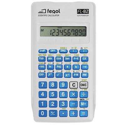 Αριθμομηχανή Επιστημονική 10 Ψηφίων Fegol FL-82