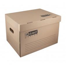 Κουτί Αποθήκευσης Οικολογικό D.RECT 43x33x29cm
