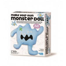 Make your own monstel doll