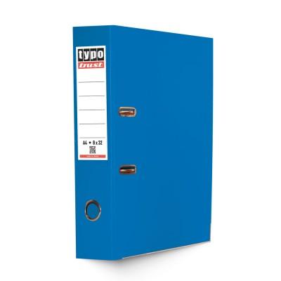 Typotrust Κλασέρ με Πλαστική Επένδυση 8/32 Μπλε