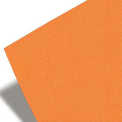Χαρτόνι Κολάζ 50x70cm 220gr. (τύπου Κανσόν) Πορτοκαλί