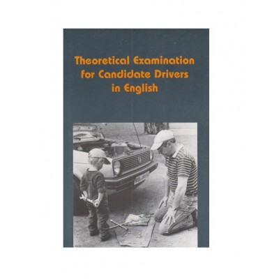 Theoretical Examination for Candidate Drivers in English